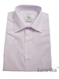 Біла сорочка Astron на короткий рукав