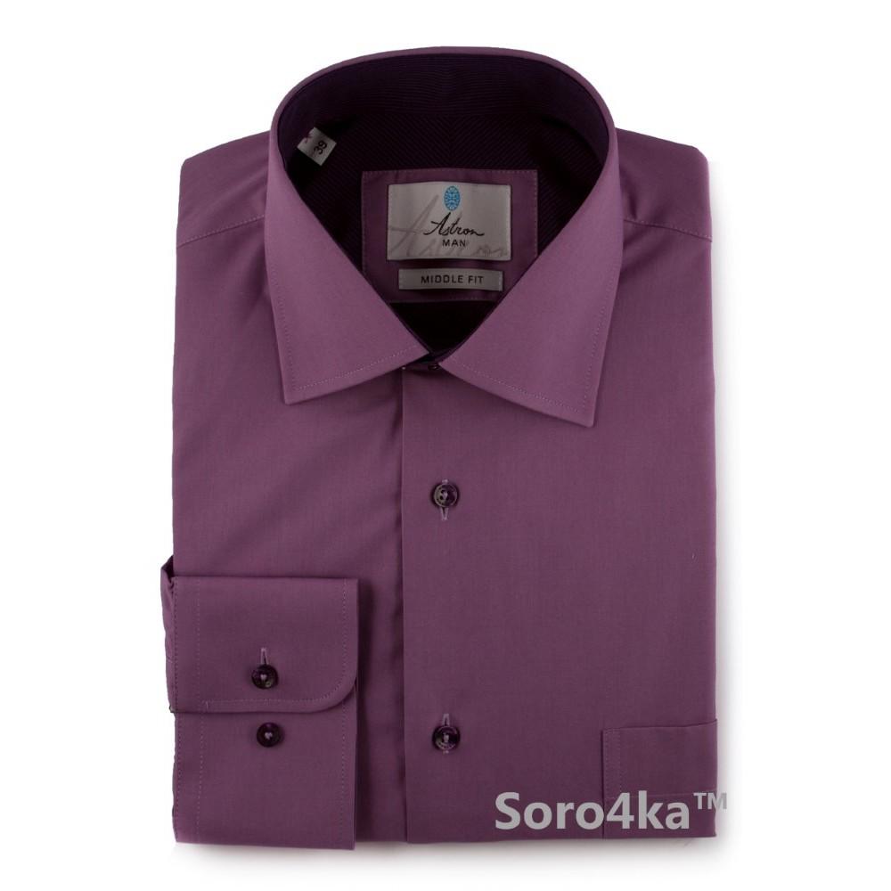Сорочка фіолетова Astron  adedae3df8076