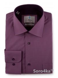 Фіолетова сорочка Astron