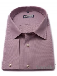Велика сорочка Middle Fit Astron Light Purple Stripe