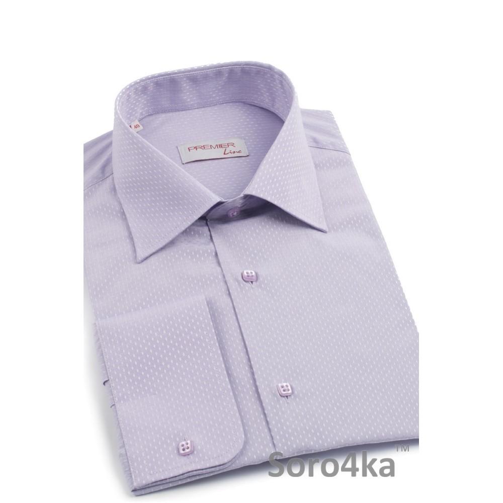 Світла фіолетова сорочка Astron  7b96c9664f496