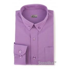 Дитяча фіолетова сорочка Astron