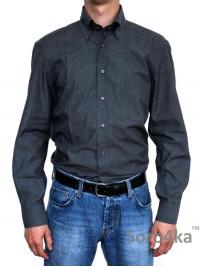 Сіра італійська сорочка Briodue