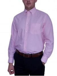Рожева брендова борочка Henry Cotton's (останній розмір 41)
