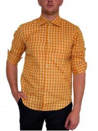 Жовта Брендова Сорочка Henry Cotton's (останній розмір 41)