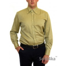 Зелена Сорочка Casual Cutti Sark (останній розмір 42)