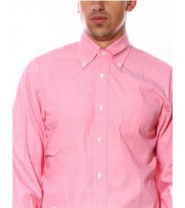 Рожева італійська сорочка Guy Rover