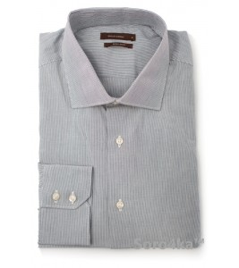 Офісна італійська сорочка EMILIO CORALLI