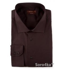 Чорна класична сорочка Emilio Corali