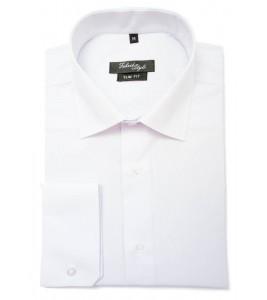 Біла Сорочка приталена Slim fit Fabrik Style