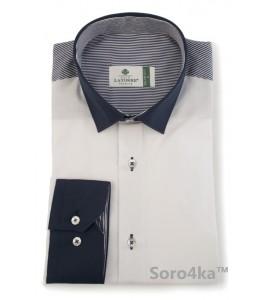 Біла сорочка Slim fit LATORRE