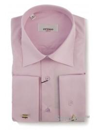 Сорочка на запонки Slim fit Ottavo